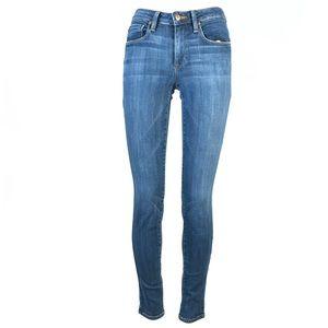 genetic denim jeans stem mid rise skinny 27x31